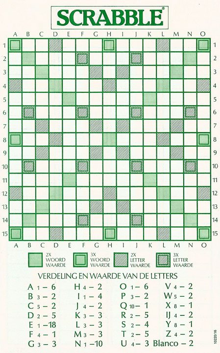 Scrabble Score Sheet Sample Scrabble Score Sheet Free Documents